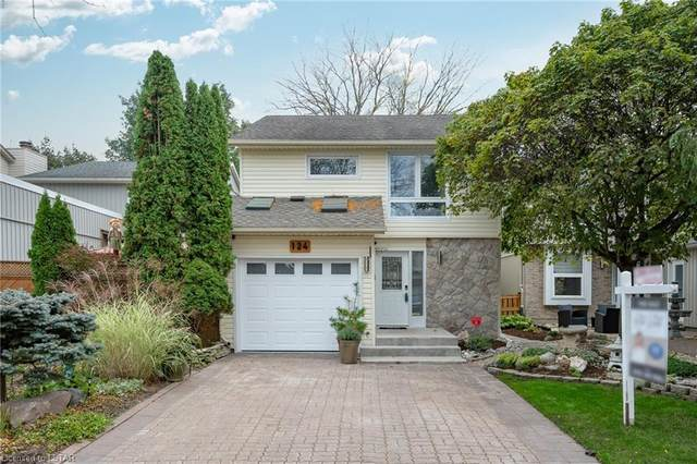 124 Four Oaks Crescent, London, ON N6J 4B7 (MLS #40174311) :: Envelope Real Estate Brokerage Inc.