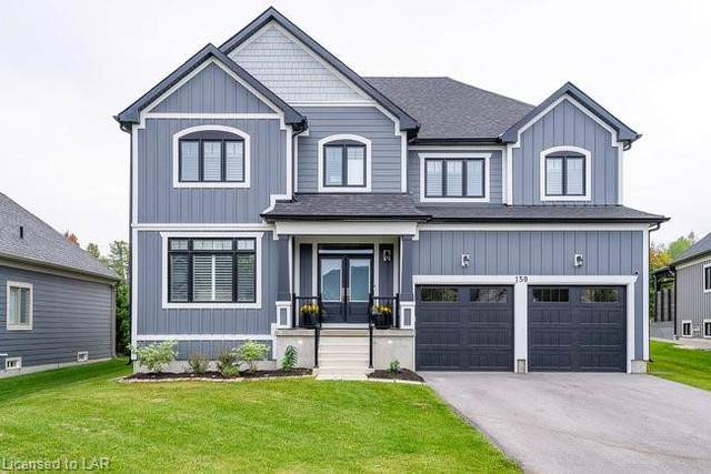 150 Crestview Court, The Blue Mountains, ON L9Y 0Z4 (MLS #40174855) :: Forest Hill Real Estate Collingwood