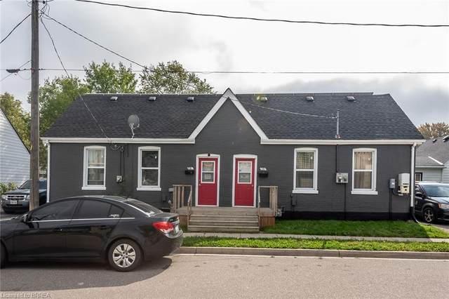 101-103 Sarah Street, Brantford, ON N3S 3A4 (MLS #40174904) :: Forest Hill Real Estate Collingwood
