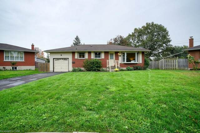 11 Arbor Court, Cambridge, ON N1R 2Z6 (MLS #40174910) :: Forest Hill Real Estate Collingwood
