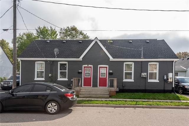 101-103 Sarah Street, Brantford, ON N3S 3A4 (MLS #40174930) :: Forest Hill Real Estate Collingwood