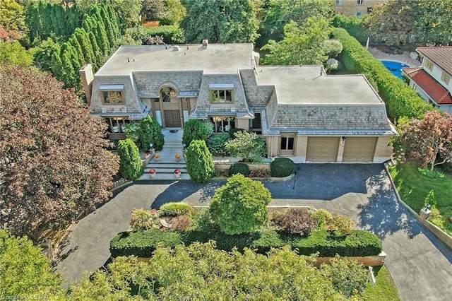 710 Westmount Hills Drive, London, ON N6K 1B2 (MLS #40175007) :: Envelope Real Estate Brokerage Inc.