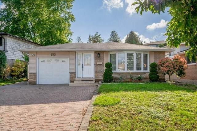 153 Hazelglen Drive, Kitchener, ON N2M 2E6 (MLS #40175317) :: Envelope Real Estate Brokerage Inc.