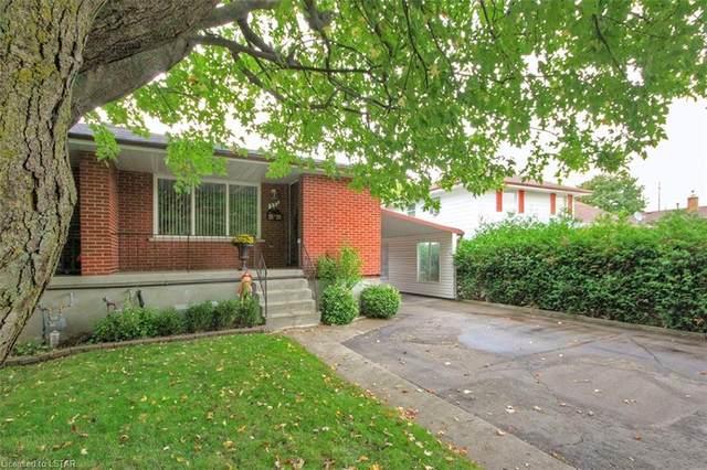 372 Westlake Street, London, ON N5Z 3A4 (MLS #40175379) :: Envelope Real Estate Brokerage Inc.
