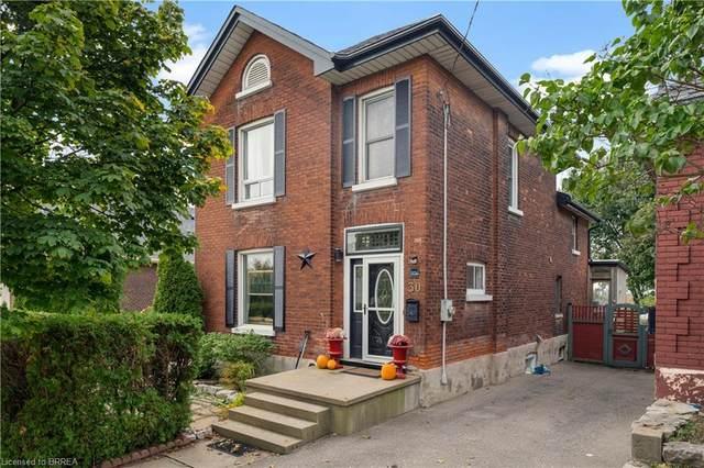 30 Terrace Hill Street, Brantford, ON N3R 1E9 (MLS #40175429) :: Forest Hill Real Estate Collingwood