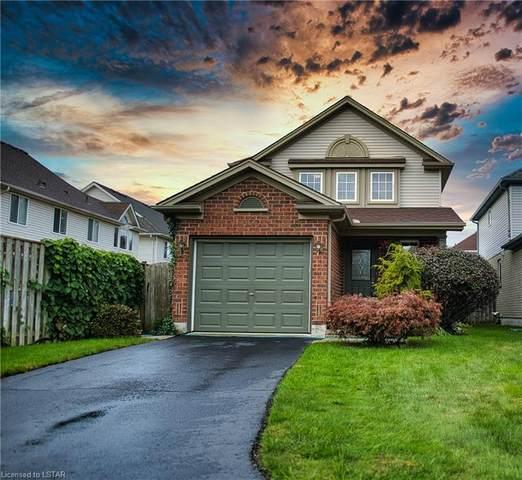 745 Redoak Place, London, ON N6H 5R8 (MLS #40175472) :: Envelope Real Estate Brokerage Inc.