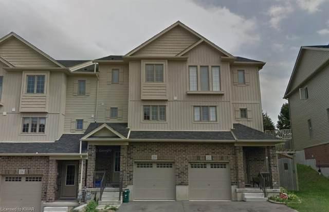 214 Maitland Street, Kitchener, ON N2R 1Z1 (MLS #40175590) :: Envelope Real Estate Brokerage Inc.