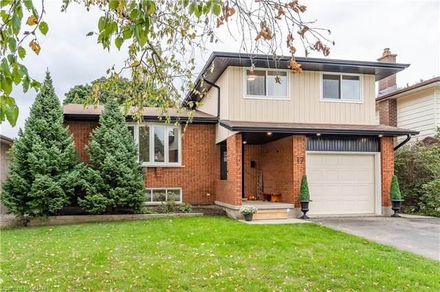 17 Fairmeadow Drive, Guelph, ON N1H 6X2 (MLS #40176169) :: Envelope Real Estate Brokerage Inc.
