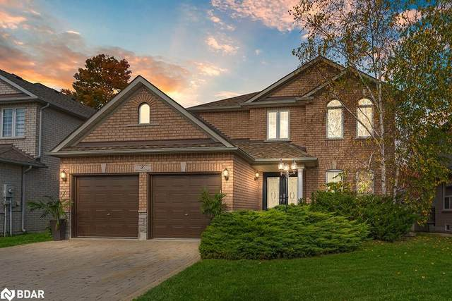 8 Bluewater Trail, Barrie, ON L4N 0G8 (MLS #40176242) :: Forest Hill Real Estate Collingwood