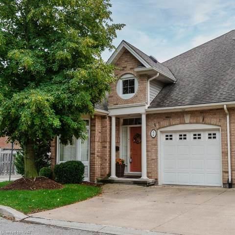 308 Queenston Street #2, St. Catharines, ON L2P 2X4 (MLS #40176370) :: Envelope Real Estate Brokerage Inc.