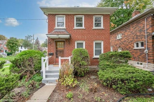 114 William Street W, Waterloo, ON N2L 1J9 (MLS #40176671) :: Forest Hill Real Estate Collingwood