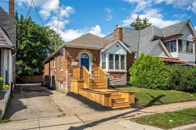 72 Longwood Road S, Hamilton, ON L8S 1S5 (MLS #40176775) :: Forest Hill Real Estate Collingwood