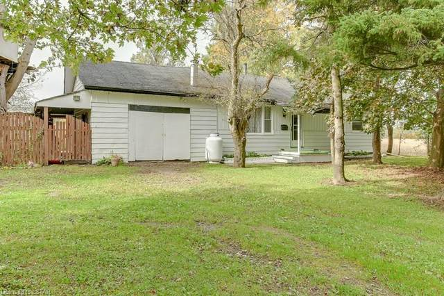 20943 Rebecca Road, Thorndale, ON N0M 2P0 (MLS #40176952) :: Forest Hill Real Estate Collingwood