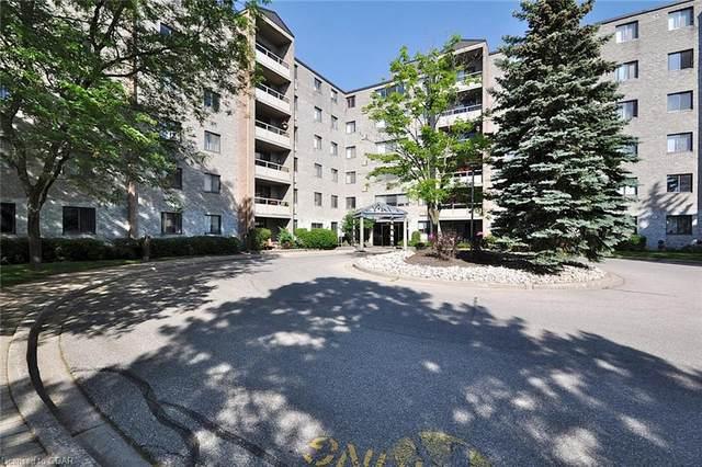 89 Westwood Road #107, Guelph, ON N1H 7J7 (MLS #40177094) :: Envelope Real Estate Brokerage Inc.