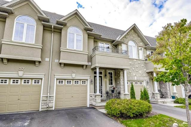 70 Valleyside Lane #39, Dundas, ON L9H 0A7 (MLS #40177172) :: Forest Hill Real Estate Collingwood