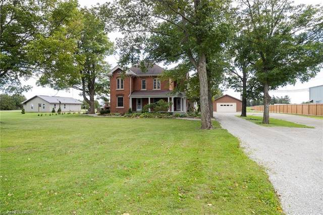 29 Fairfield Road, Burford, ON N0E 1A0 (MLS #40177197) :: Forest Hill Real Estate Collingwood