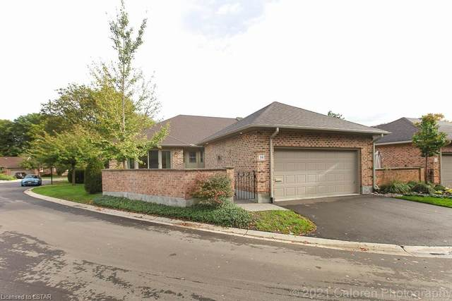 1443 Commissioners Road W #39, London, ON N6K 1E2 (MLS #40177221) :: Forest Hill Real Estate Collingwood