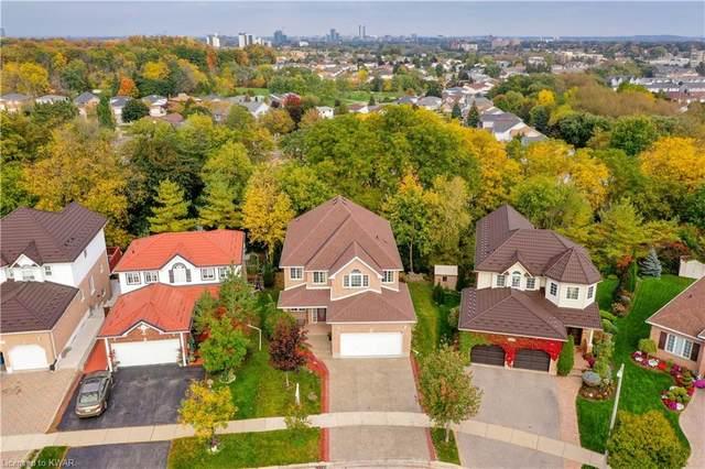 314 Hidden Creek Drive, Kitchener, ON N2N 3N3 (MLS #40177223) :: Envelope Real Estate Brokerage Inc.