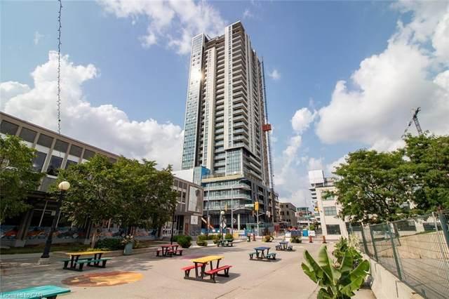 60 Charles Street W #303, Kitchener, ON N2G 0C9 (MLS #40177224) :: Envelope Real Estate Brokerage Inc.