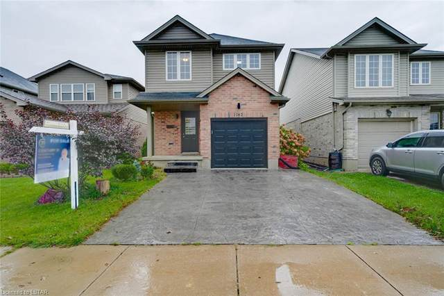 1142 Kimball Crescent, London, ON N6G 0A8 (MLS #40177315) :: Forest Hill Real Estate Collingwood