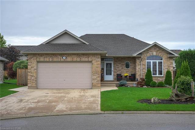 159 Plymouth Court, Belmont, ON N0L 1B0 (MLS #40177342) :: Forest Hill Real Estate Collingwood