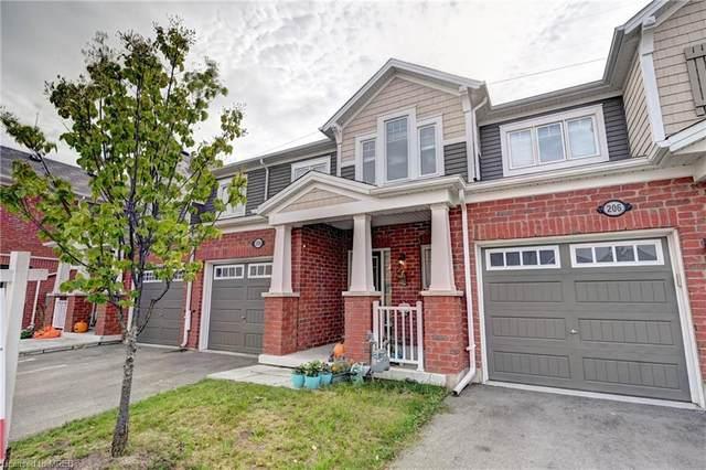 208 Waterbrook Lane, Kitchener, ON N2P 2X6 (MLS #40177358) :: Envelope Real Estate Brokerage Inc.