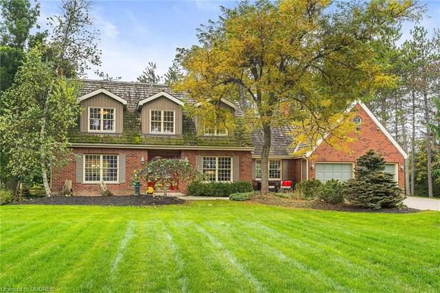 27 Pine Ridge Road, Erin, ON N0B 1T0 (MLS #40177367) :: Envelope Real Estate Brokerage Inc.