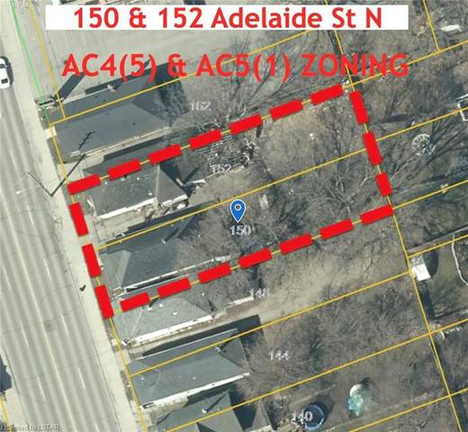 152 Adelaide Street N, London, ON N6B 3G8 (MLS #40177424) :: Forest Hill Real Estate Collingwood