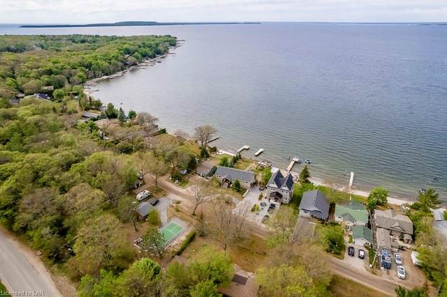 LT 95 Beach Road, Tiny, ON L9M 1R2 (MLS #40177457) :: Forest Hill Real Estate Collingwood