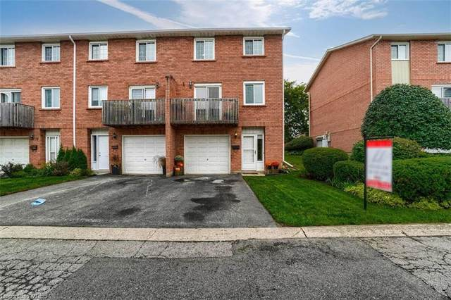 29 Heritage Drive #18, Stoney Creek, ON L8G 4T4 (MLS #40177522) :: Forest Hill Real Estate Collingwood