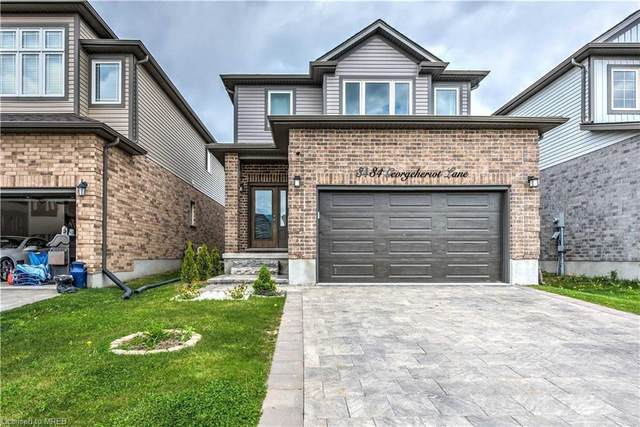 3434 Georgeheriot Lane, London, ON N6L 0A5 (MLS #40177527) :: Forest Hill Real Estate Collingwood