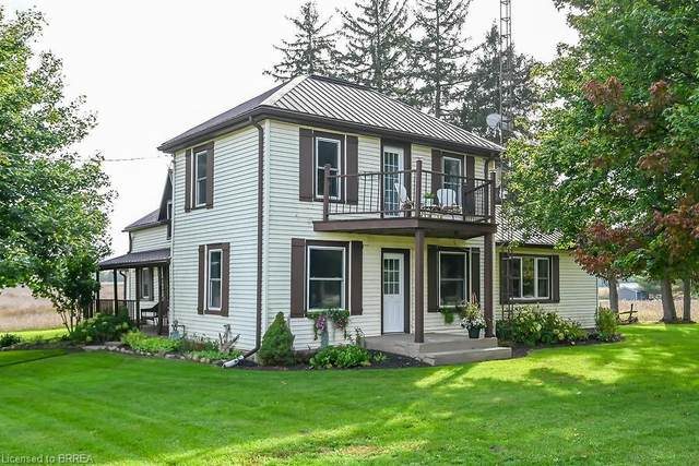 55 2 Highway, Burford, ON N0J 1V0 (MLS #40177556) :: Forest Hill Real Estate Collingwood