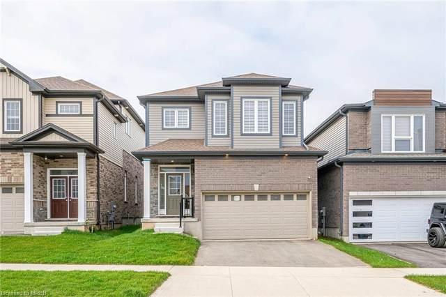 48 Saddlebrook Court, Kitchener, ON N2R 0P6 (MLS #40177562) :: Envelope Real Estate Brokerage Inc.