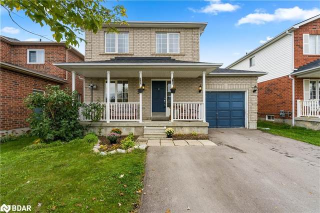 52 Girdwood Drive, Barrie, ON L4N 8R1 (MLS #40177573) :: Forest Hill Real Estate Collingwood