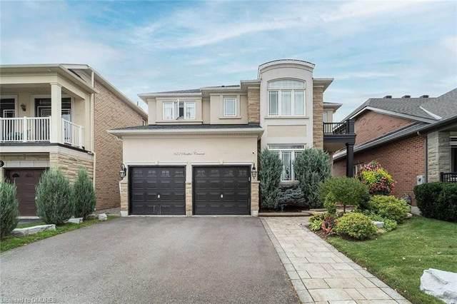 672 Serafini Crescent, Milton, ON L9T 7P3 (MLS #40177630) :: Forest Hill Real Estate Collingwood
