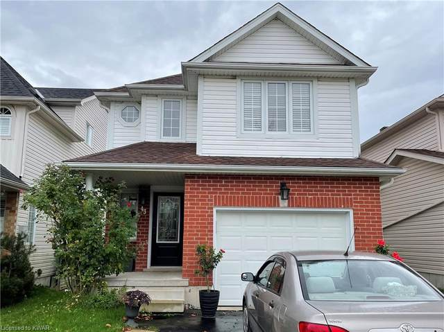 43 Winding Meadow Court Basement, Kitchener, ON N2N 3P7 (MLS #40177671) :: Forest Hill Real Estate Collingwood