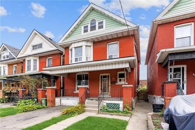 18 Huntley Street, Hamilton, ON L8L 5X7 (MLS #40177708) :: Forest Hill Real Estate Collingwood
