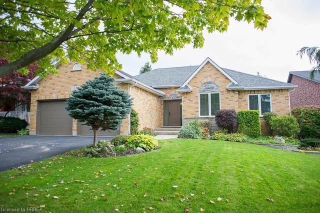 23 Russell Crescent, St. George, ON N0E 1N0 (MLS #40177796) :: Forest Hill Real Estate Collingwood