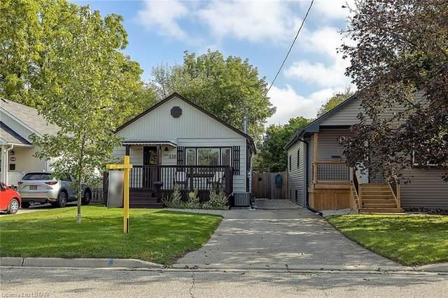 138 Elliott Street, London, ON N5Y 2E9 (MLS #40177826) :: Forest Hill Real Estate Collingwood