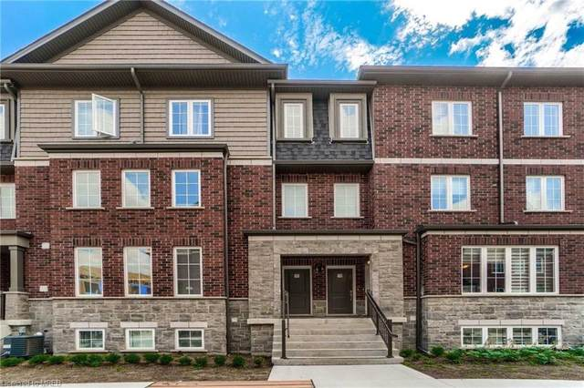 445 Ontario Street #121, Milton, ON L9T 9K5 (MLS #40177887) :: Forest Hill Real Estate Collingwood
