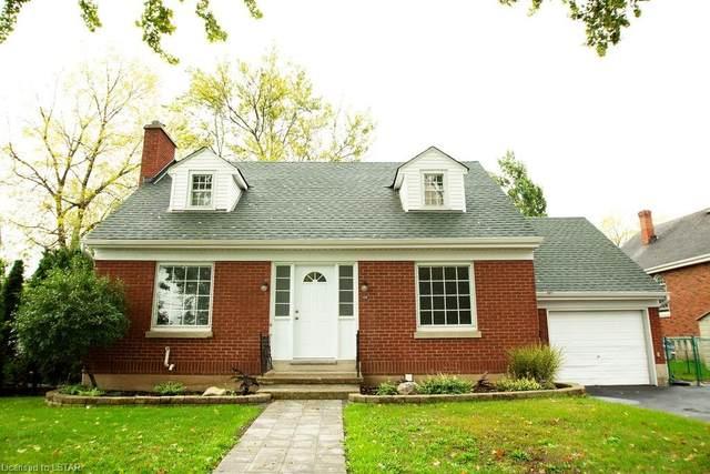 46 High Street W, Strathroy, ON N7G 1G5 (MLS #40177903) :: Forest Hill Real Estate Collingwood