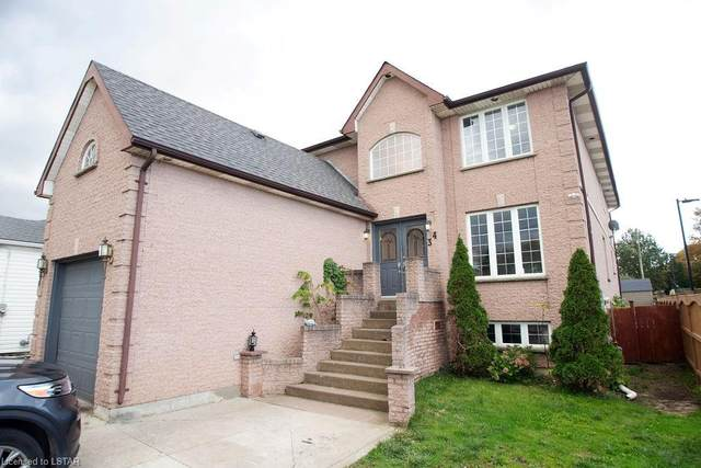 34 English Street, Strathroy, ON N7G 1L4 (MLS #40177982) :: Forest Hill Real Estate Collingwood