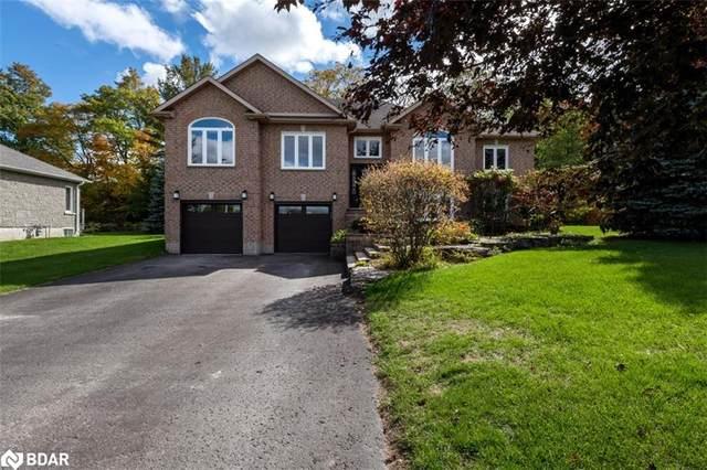 50 Glenhuron Drive, Springwater, ON L9X 0T8 (MLS #40178101) :: Forest Hill Real Estate Collingwood
