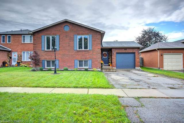 461 Lansdowne Avenue, Woodstock, ON N4T 1J5 (MLS #40178258) :: Forest Hill Real Estate Collingwood