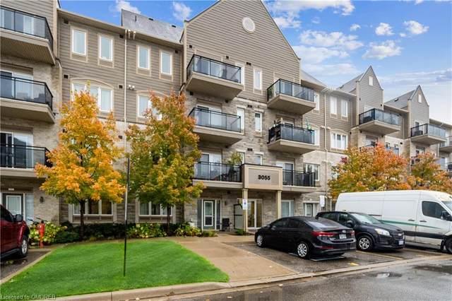 3055 Thomas Street #101, Mississauga, ON L5M 0M4 (MLS #40178364) :: Envelope Real Estate Brokerage Inc.