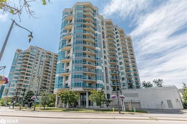 6 Toronto Street Ph4, Barrie, ON L4N 9R2 (MLS #40178569) :: Envelope Real Estate Brokerage Inc.