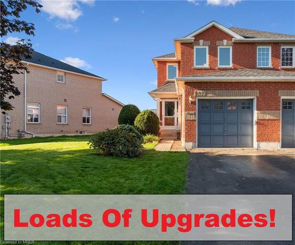 1337 Inuit Trail, Mississauga, ON L5N 7R5 (MLS #40179218) :: Envelope Real Estate Brokerage Inc.
