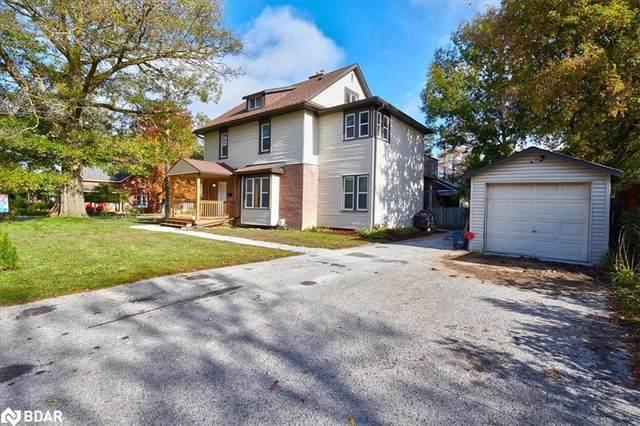 15 Frances Street N, Barrie, ON L4N 1Z1 (MLS #40180297) :: Envelope Real Estate Brokerage Inc.