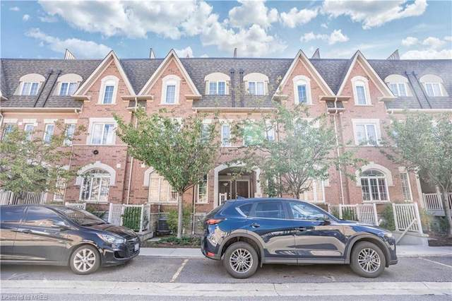 601 Shoreline Drive #154, Mississauga, ON L5B 4K1 (MLS #40180346) :: Envelope Real Estate Brokerage Inc.