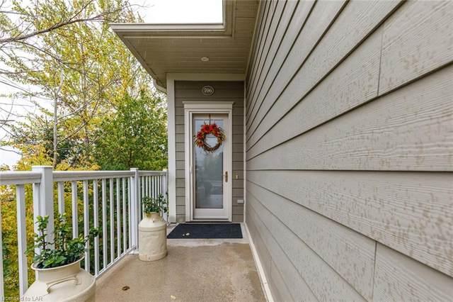 40 Trott Boulevard #706, Collingwood, ON L9Y 5K5 (MLS #40180352) :: Forest Hill Real Estate Inc Brokerage Barrie Innisfil Orillia
